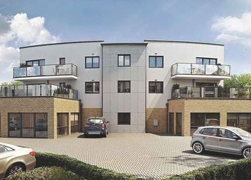 Thumbnail 3 bed flat for sale in St Marys Island, Chatham, Maritime Kent