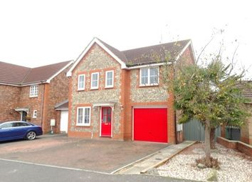 Thumbnail 4 bed detached house to rent in Martens Meadow, Braintree