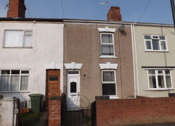 Thumbnail 2 bed terraced house to rent in Heneage Road, Grimsby