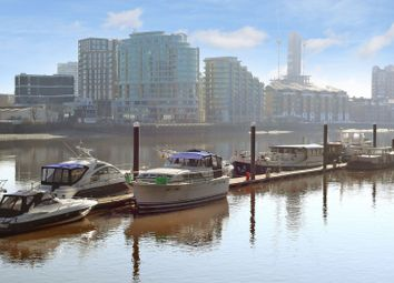 Thumbnail 2 bed houseboat for sale in The Boulevard, London