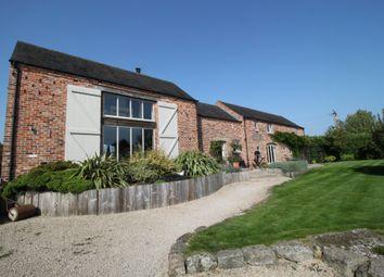 High Street, Castle Donington, Derby DE74. 4 bed barn conversion for sale