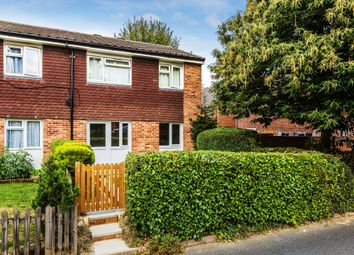 Thumbnail 1 bedroom maisonette for sale in The Greenway, Hurst Green, Oxted
