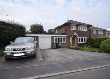 Thumbnail 3 bed detached house for sale in Oakhurst Close, Belper
