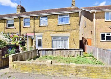 Thumbnail 3 bed end terrace house for sale in Vincent Gardens, Sheerness, Kent