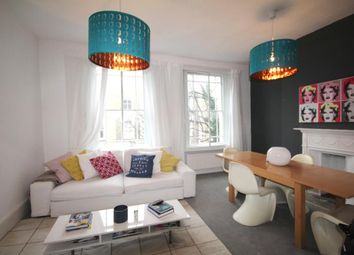 Thumbnail 3 bed flat to rent in St Pauls Road, Islington, London