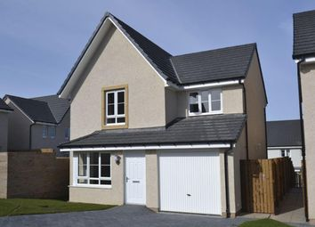 "Thumbnail 3 bedroom detached house for sale in ""Airth"" at Gyle Avenue, South Gyle Broadway, Edinburgh"