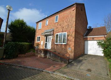 Thumbnail 3 bed detached house for sale in Atkins Close, Bradwell, Milton Keynes