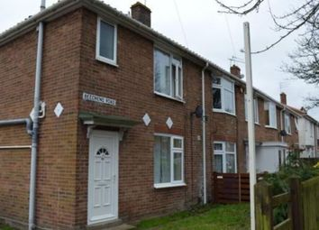 Thumbnail 4 bedroom end terrace house to rent in Beecheno Road, Norwich