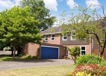 Thumbnail 5 bed detached house for sale in Douglas Ride, Woolton Hill, Newbury