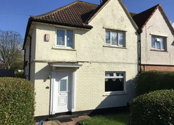 Thumbnail 3 bed semi-detached house for sale in Wexford Road, Knowle, Bristol