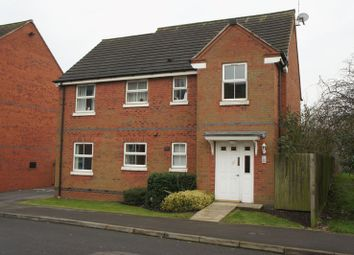 Thumbnail 2 bed flat to rent in Box Close, Woodville, Swadlincote