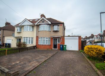Thumbnail 3 bed semi-detached house for sale in Chestnut Drive, Pinner, Middlesex