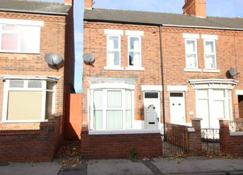 Thumbnail 2 bed end terrace house for sale in Newcastle Avenue, Worksop