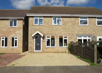 Thumbnail 3 bed semi-detached house for sale in Lambert Drive, Acton, Sudbury
