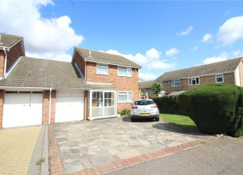 4 bed link-detached house for sale in Brewer Road, Cliffe Woods, Rochester, Kent ME3
