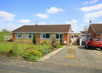 Thumbnail 2 bed semi-detached bungalow for sale in Gilling Way, Swindon, Wiltshire