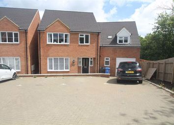 Thumbnail 5 bed detached house to rent in Malham Drive, Kettering, Northamptonshire