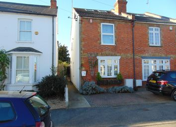 Thumbnail 4 bed semi-detached house to rent in Queens Road, Egham