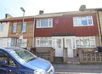 Thumbnail 3 bed terraced house for sale in Jeyes Road, Gillingham, Kent.