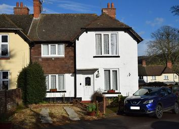 Thumbnail 3 bedroom end terrace house for sale in Arcot Park, Sidmouth
