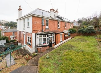 Thumbnail 3 bed flat for sale in 71 Higher Brimley Road, Teignmouth, Devon