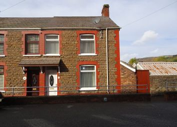 Thumbnail 3 bed semi-detached house for sale in Dyffryn Road, Port Talbot, Neath Port Talbot.