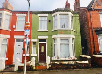 3 bed end terrace house for sale in Bingley Road, Liverpool, Merseyside, . L4