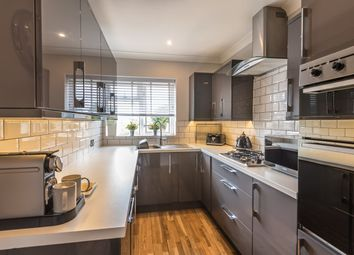 Thumbnail 2 bed flat for sale in Longcroft Road, Maple Cross, Rickmansworth