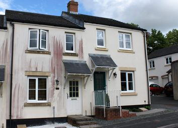 Thumbnail 2 bed terraced house for sale in Snowdrop Crescent, Launceston