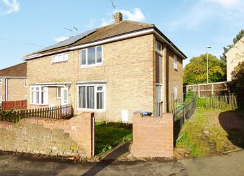 Thumbnail 3 bed semi-detached house for sale in Coronation Ave, Shildon, Durham