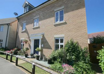 Thumbnail 5 bed detached house for sale in Sycamore Drive, Bury St Edmunds
