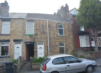 Thumbnail 2 bedroom terraced house for sale in Earl Marshal Road, Sheffield
