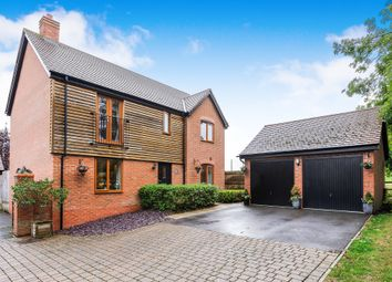 4 bed detached house for sale in Hollybush Close, Malvern WR14
