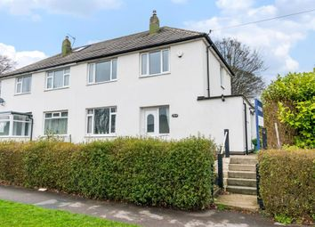 Thumbnail 3 bedroom semi-detached house for sale in Iveson Drive, Leeds