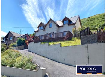Thumbnail 4 bed detached house for sale in Vale View, Ogmore Vale, Bridgend