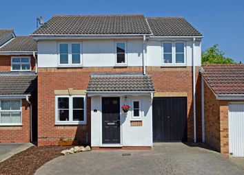 Thumbnail 4 bed detached house for sale in Thorntree Grove, York