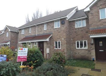 Thumbnail 2 bed terraced house to rent in The Croft, Christchurch, Wisbech