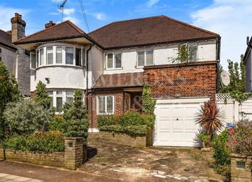 Thumbnail 5 bed detached house for sale in Bryan Avenue, Willesden, London
