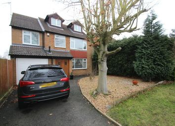 Thumbnail 4 bed detached house for sale in Heather Road, Binley Woods, Coventry