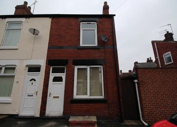 Thumbnail 2 bed end terrace house to rent in Kelvin Street, Mexborough