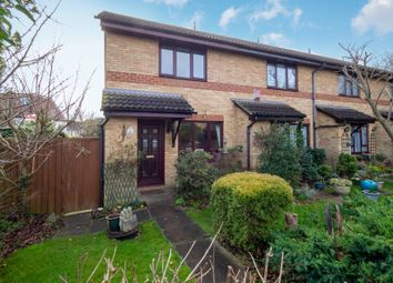 Thumbnail 2 bed terraced house for sale in Camberley Close, Cheam, Sutton, Surrey