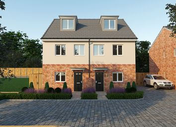 "Thumbnail 3 bed property for sale in ""The Thetford"" at St. Marys Road, Swanley"