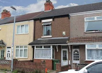 Thumbnail 3 bed terraced house for sale in Clerke Street, Cleethorpes, South Humberside