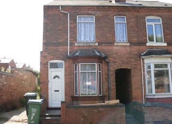 Thumbnail 3 bed end terrace house to rent in Church Road, Smethwick
