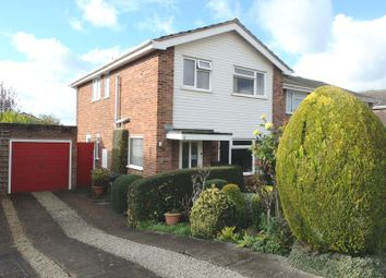 Thumbnail 3 bed detached house for sale in 3 Lambourne Close, Ledbury, Herefordshire