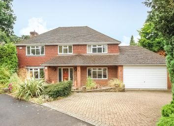 Thumbnail 5 bedroom detached house to rent in Norton Park, Sunninghill