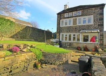 Thumbnail 3 bed cottage for sale in Cuckoo Lane, Honley, Holmfirth