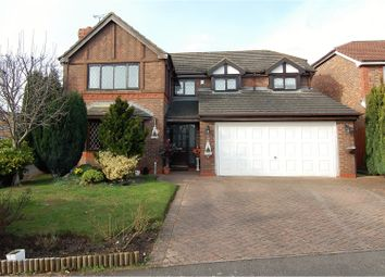 Thumbnail 4 bed detached house for sale in Thirlmere, Gamston