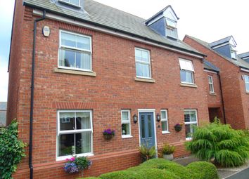 Thumbnail 6 bed detached house for sale in Beech Wood, Castle Eden, Hartlepool