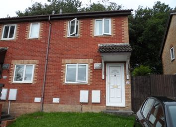 Thumbnail 2 bed end terrace house to rent in Oaktree Court, Brackla